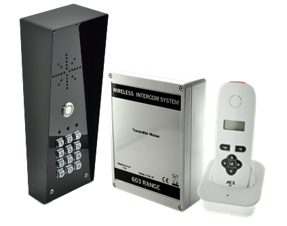 AES 603-IMPK DECT Intercom