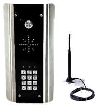 AES GSM-5ABK GSM Intercom