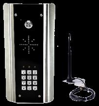 AES GSM-5ABK GSM Intercom